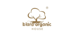 Blara Organic House logo