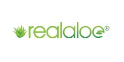 realaloe logo