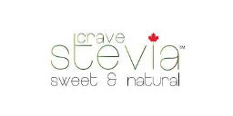 Crave Stevia logo