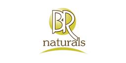 BR Naturals logo