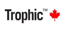 Trophic logo