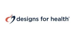 design for health logo