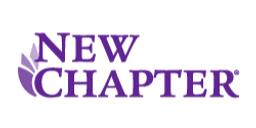 NewChapter logo