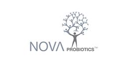 Nova Probiotics logo