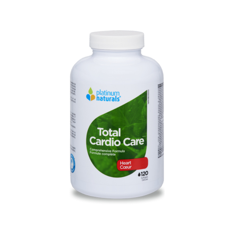 加拿大Platinum Naturals全效护心胶囊 集合7种护心营养素 保护心脏 控制血压