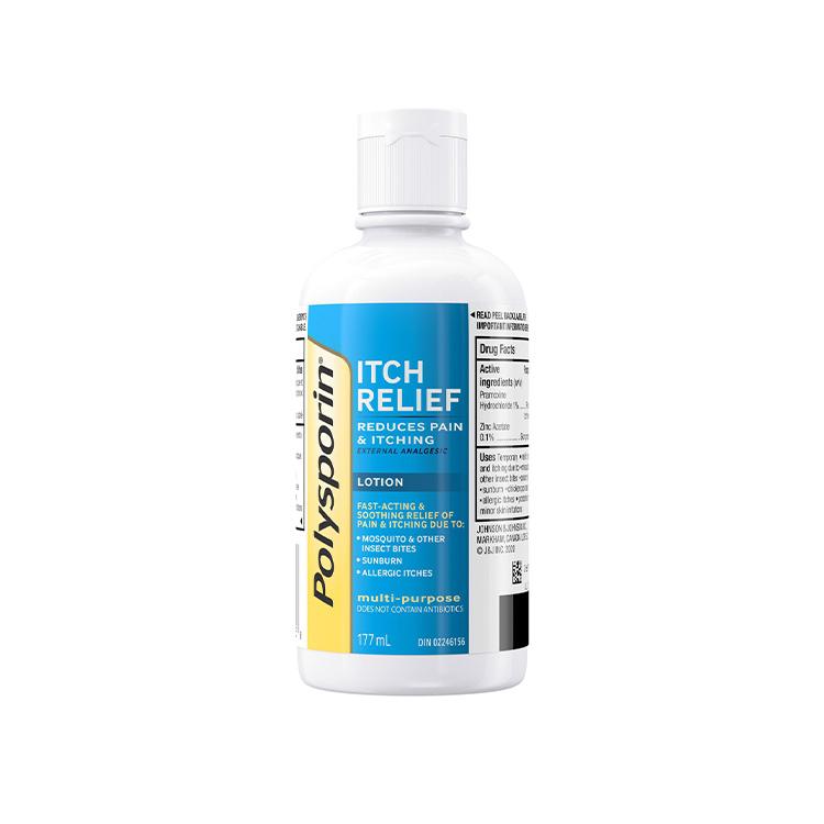 Polysporin, Itch Relief Lotion, 177ml