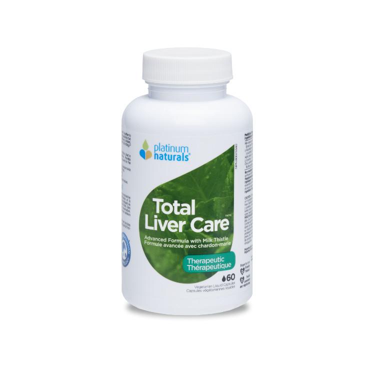 加拿大Platinum Naturals全效护肝宝 独家高效吸收专利 保护肝脏 常饮酒人群必备